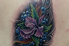 Abstracty-flowers-tattoo