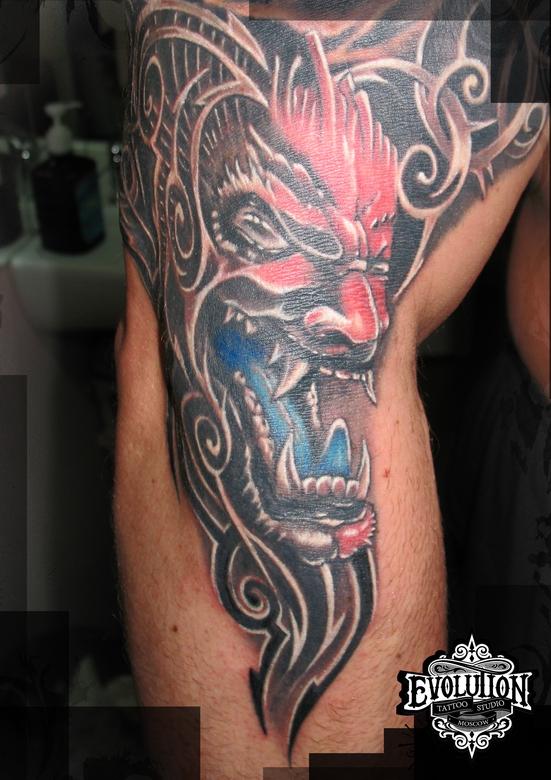 Maaaskaa-tatuu