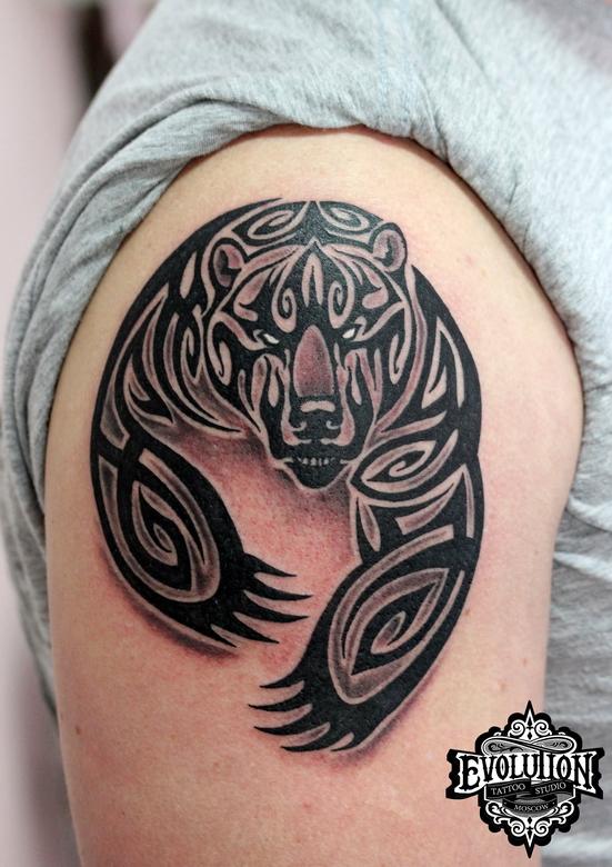 Medved-uzor-tatu