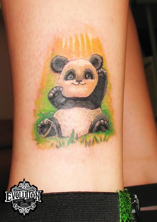 Panda-tatu