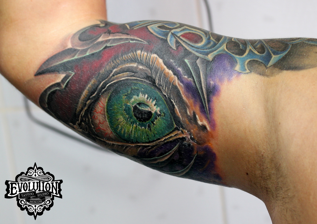Tattoo-eye
