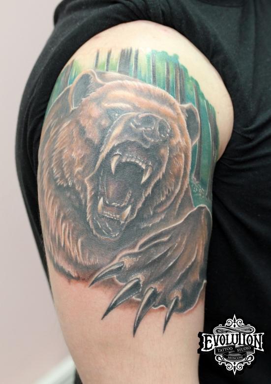 Tatu-medved-na