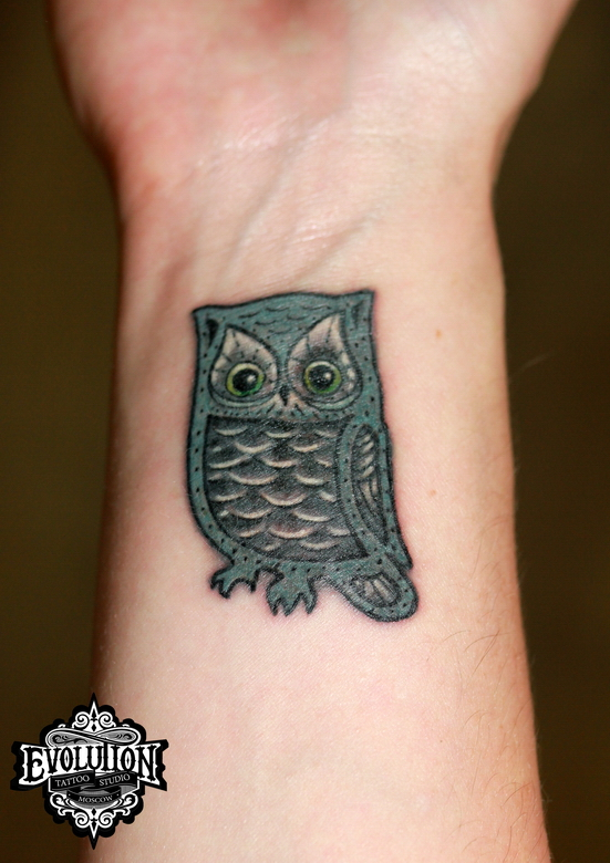 owl-tattoo