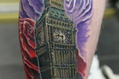 Big-ben-tattoo