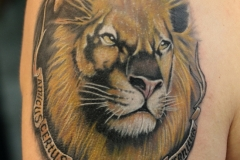 Lion-tattooos