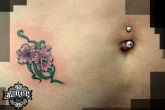 Piercing-tattoos