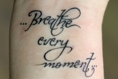 Tattoo-breathe-every-moment