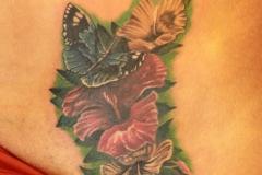 Tattoo-butterflowes