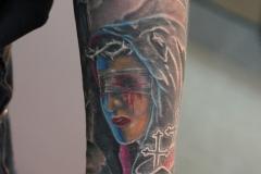 Tattoo-death-woman