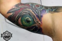 Tattoo-eye