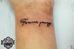 Tattoo-forever-young