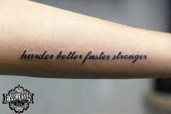 Tattoo-harder