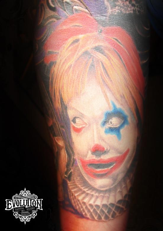 Tattoo-animator