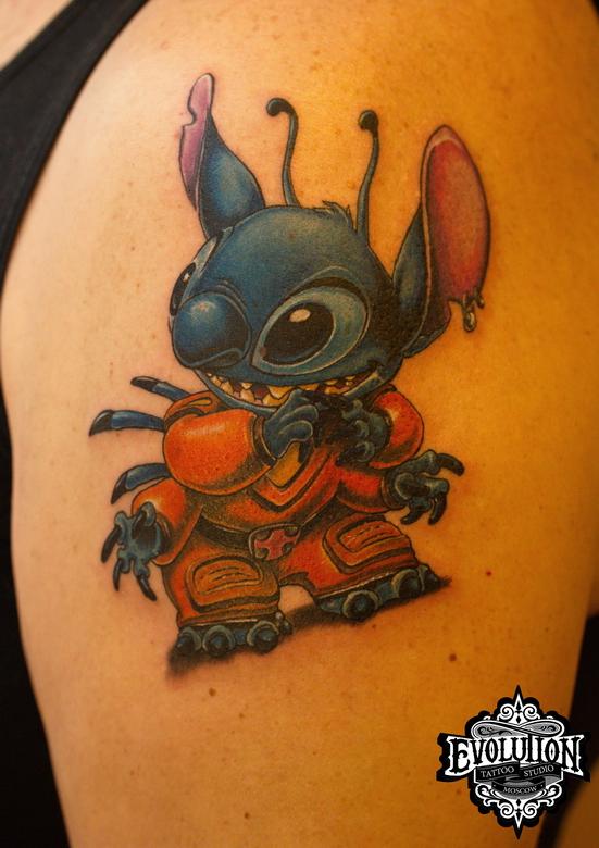 Tattoo-steach