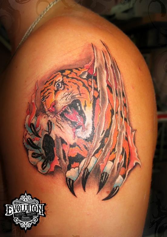 Tigr-klassika-tatu