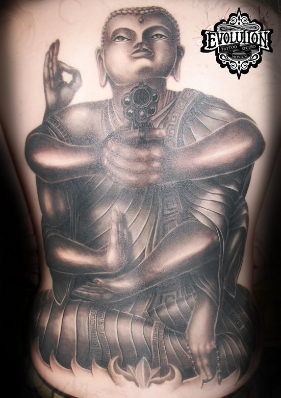 budda-tattoos