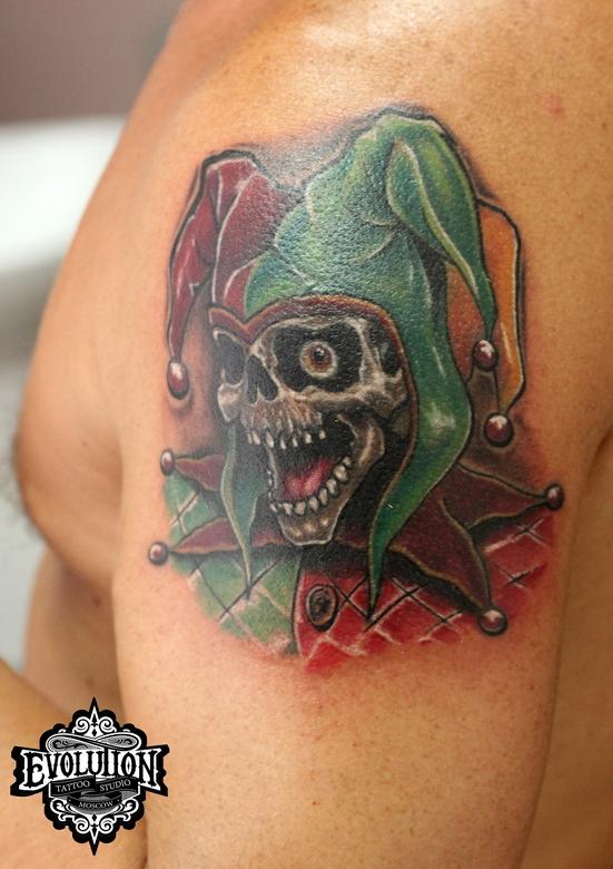 scull-clown-tattoosa