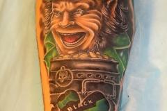 Leprikon-tattoo