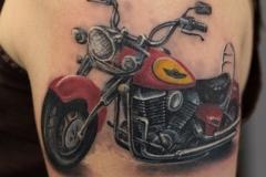 Tattoo-moto
