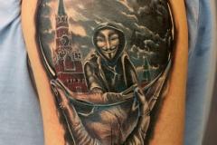 Tattoo-mstitel